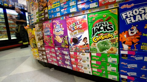 gty sugar cereal thg 111207 wblog Kids Cereals Loaded With Sugar, Study Finds