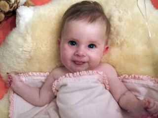 PHOTO: Avery was diagnosed with spinal muscular atrophy, a genetic disorder that attacks spinal neurons and progressively debilitates muscle function. Doctors told her parents she only 18 months to ...