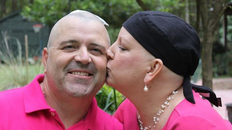 ht bud and dolly cancer lpl 121015 wblog Ga. Man Shaves Head to Support Wife, Finds His Own Cancer