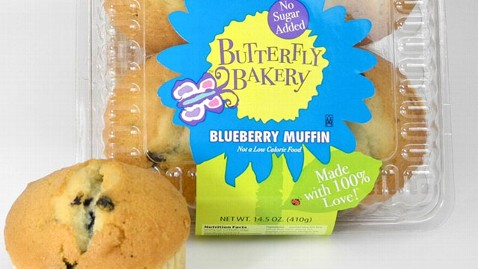 ht butterfly bakery blueberry muffins nt 130314 wblog Bakery Shut Down After FDA Finds Sugar in Sugar Free Snacks
