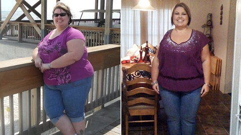 ht dana bourque atkins before after ll 120417 wblog Inspired by Chris Powell, Woman Loses 130 Lbs