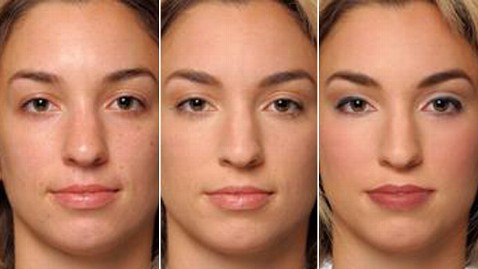 ht makeup ll 111003 wblog Study: Makeup Makes Women Appear More Competent   Do You Agree?