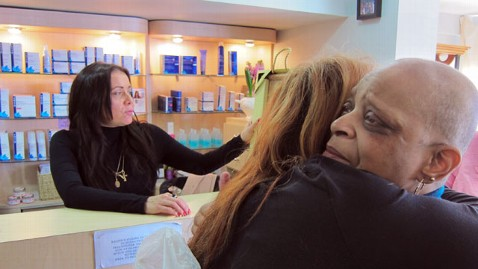 ht monday at racine nt 130221 wblog Oscar Nominated Doc Spotlights Beauty Parlor Catering to Cancer Patients
