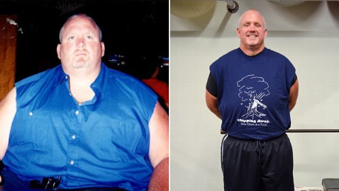 ht neil split kb 120530 wblog Man Loses 370 Pounds the Old Fashioned Way, Reclaims Life
