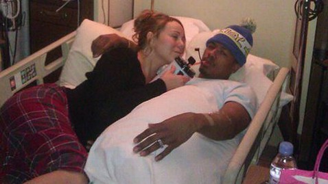 "Nick Cannon, Mariah Carey's Husband in Hospital for ""MILD KIDNEY FAILURE"""
