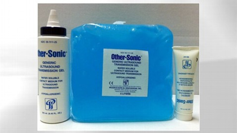 ht other sonic gel jef 120419 wblog FDA Warning: Infection Risks From Contaminated Ultrasound Gel