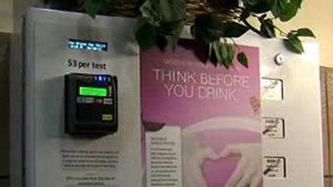 ht pregnancy dispenser jt 120915 wblog Pub Sells Pregnancy Tests to Curb Birth Defects