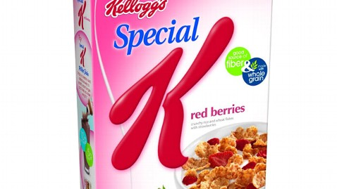 ht special k red berries tk 130220 wblog Kellogg Recalls Cereal Over Glass Risk