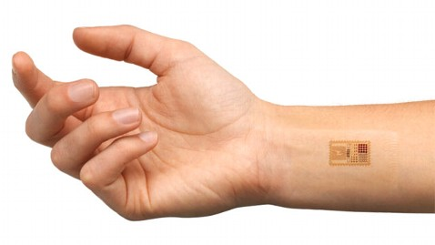 ht tattoo medical record wy 120412 wblog Medical Tattoo Looks to Replace Bulky Devices