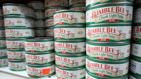 nc bumble bee chunk light tuna cans ll 130307 wblog Tuna Recall Blamed on Seal