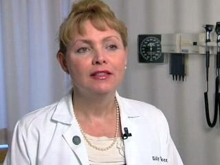 Doctors Performs Pelvic Exam