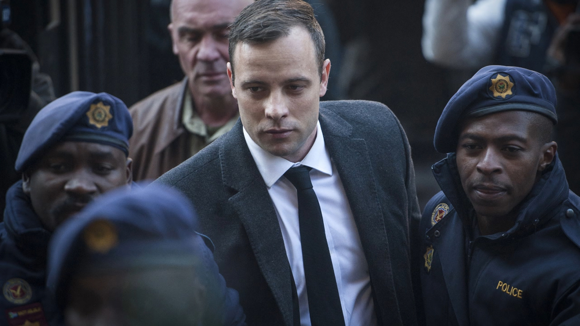South Africa's Appeal court changes Pistorius's jail sentence to 15 years