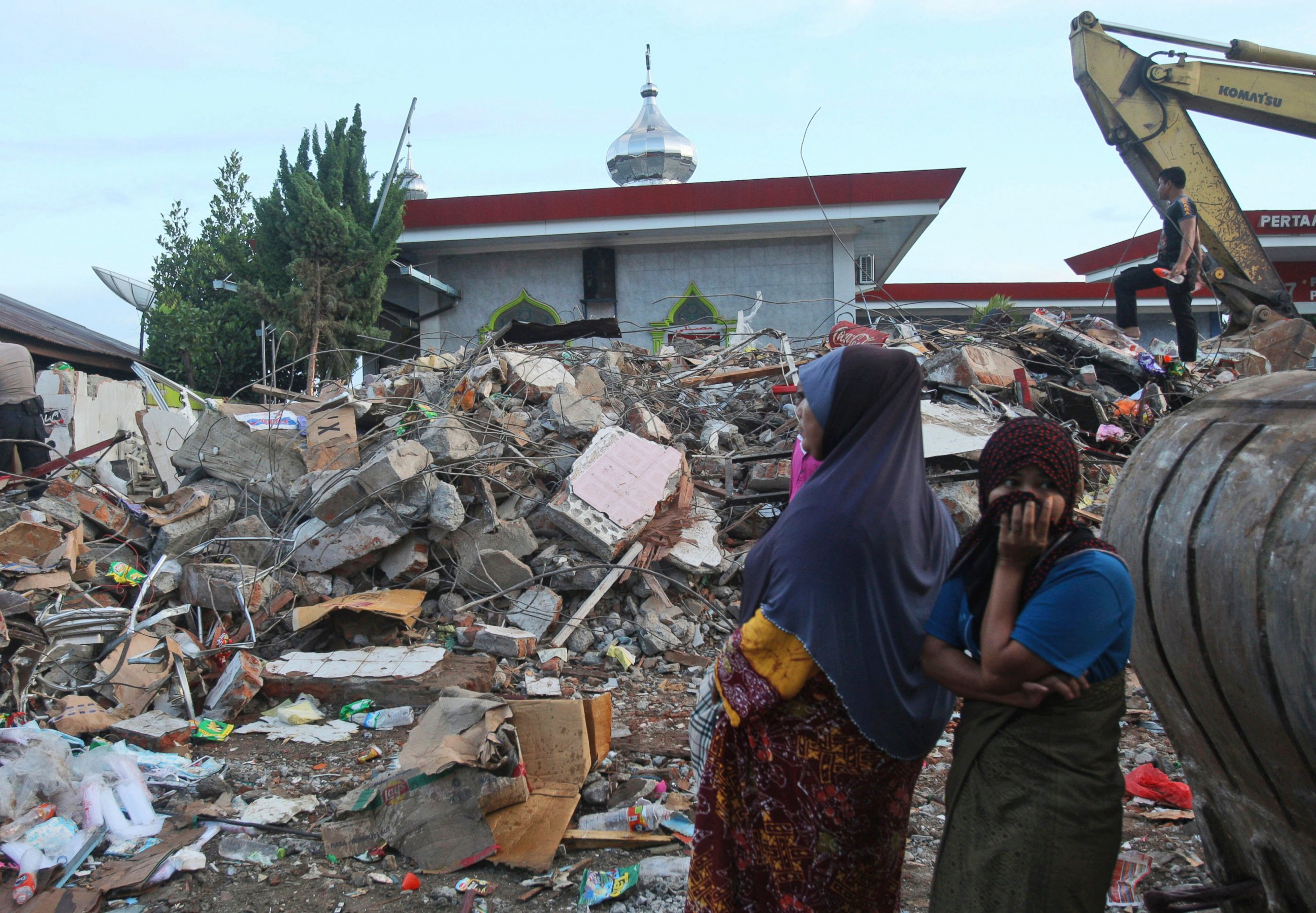 Image result for indonesia and earthquake