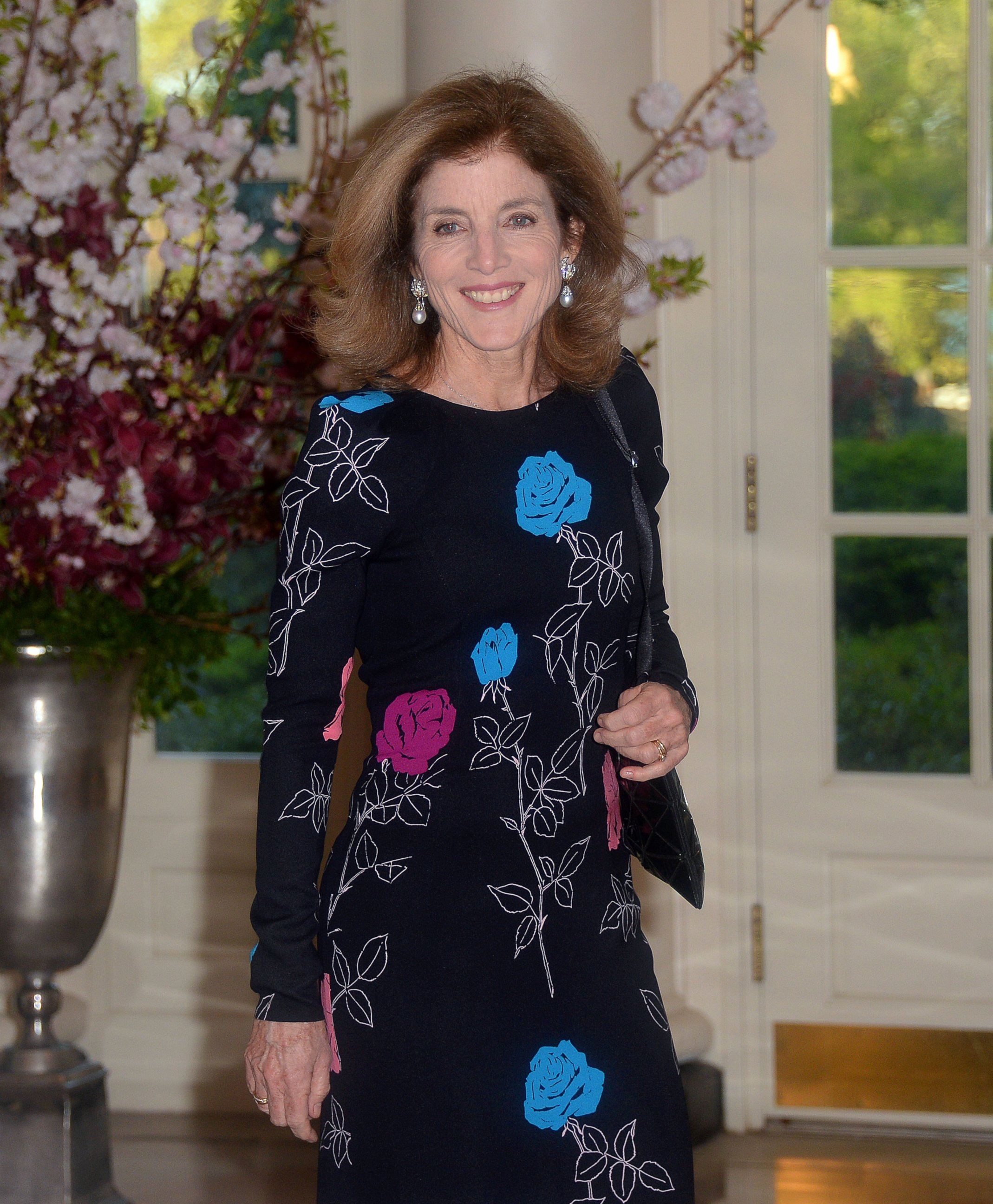 caroline kennedy and her family