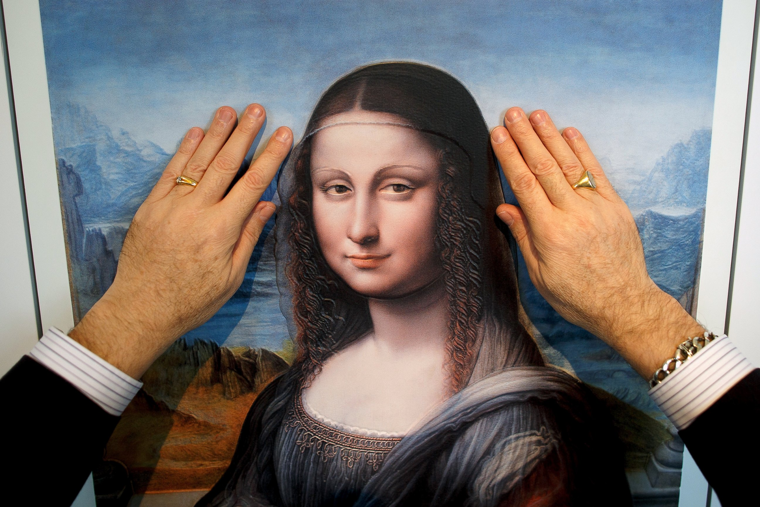 Image result for Mona Lisa – Leonardo da Vinci