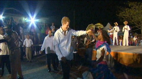 abc 120303 gma prince harry jt 120303 wblog Prince Harry Boogies in Belize