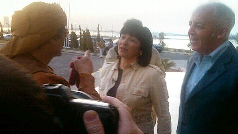 abc christiane amanpour gadhafi dm 110228 wblog Moammar Gadhafi: Last Interview With Christiane Amanpour
