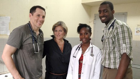 abc cynthia mcfadden liberia thg 111123 wblog Back from the Brink: American Doctors Help Save the Tiniest Lives in War Torn Hospital