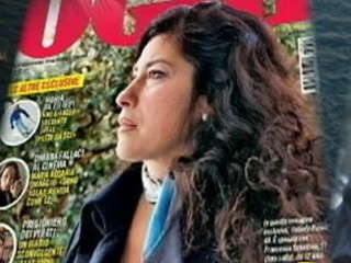 "PHOTO: Fabiola Russo, the wife of Captain Francesco Schettino, spoke out in a cover story in Oggi, an Italian weekly magazine, saying that her husband is not a ""monster."""
