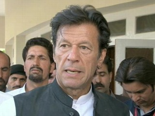 VIDEO: Imran Khan says Pakistan must fight the Taliban without aid, military assistance from United States.