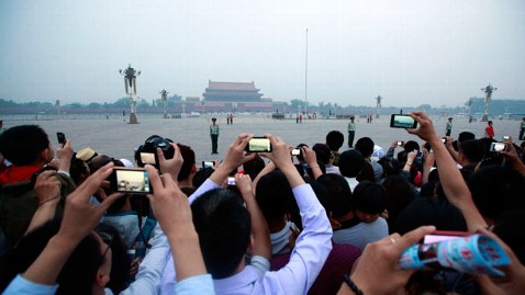 ap China Tiananmen square anniversary thg 120604 wblog Tiananmen Square Quietly Remembered 23 Years Later