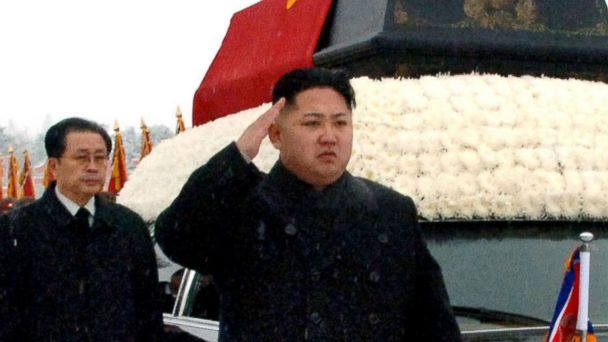 ap North Korea ac 131209 16x9 608 North Korea Purges Kim Jong Uns Powerful Uncle for Depraved Lifestyle