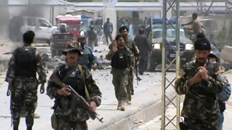 ap afghanistan soldiers car bomb jt 130419 wblog Six Americans Killed in Afghanistan in Separate Attacks
