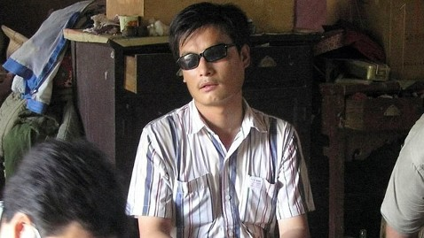 ap chen guangcheng jp 120503 wblog Romney: Will Be Day of Shame for Obama If Chen Was Urged to Leave U.S. Embassy