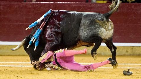 ap juan jose padilla ll 120302 wblog One Eyed Matador Returns to Ring