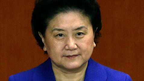 ap liu yandong dm 121114 wblog Chinas Leadership May Include First Woman