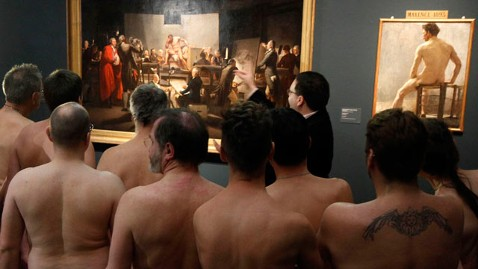Museum men vienna leopold in at nude