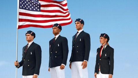 ap olympic uniform team usa jef 120710 wblog U.S. Olympic Committee to Promise American Made Uniforms by 2014