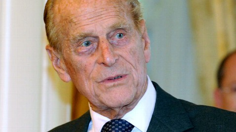 ap prince philip jef 111223 wblog Prince Philip Hospitalized with Chest Pains