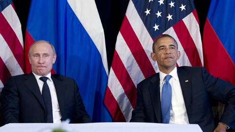 ap putin obama cold kb 120618 wblog Obama, Putin Call for Cessation of Violence In Syria