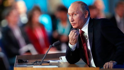 ap vladimir putin jef 121220 wblog Putin Claims to Know When the World Will End