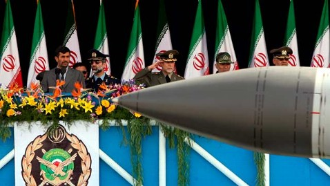 cb Mahmoud Ahmadinejad jt 120203 wblog Fear of Israel War With Iran Grows Amid Heightened Nuke Concerns