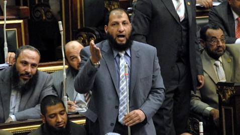 epa anwar el balkimy nt 120305 wblog Islamist Egyptian Politician Expelled for Nose Job