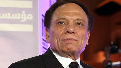 egypts most popular comedian adel iman guilty of