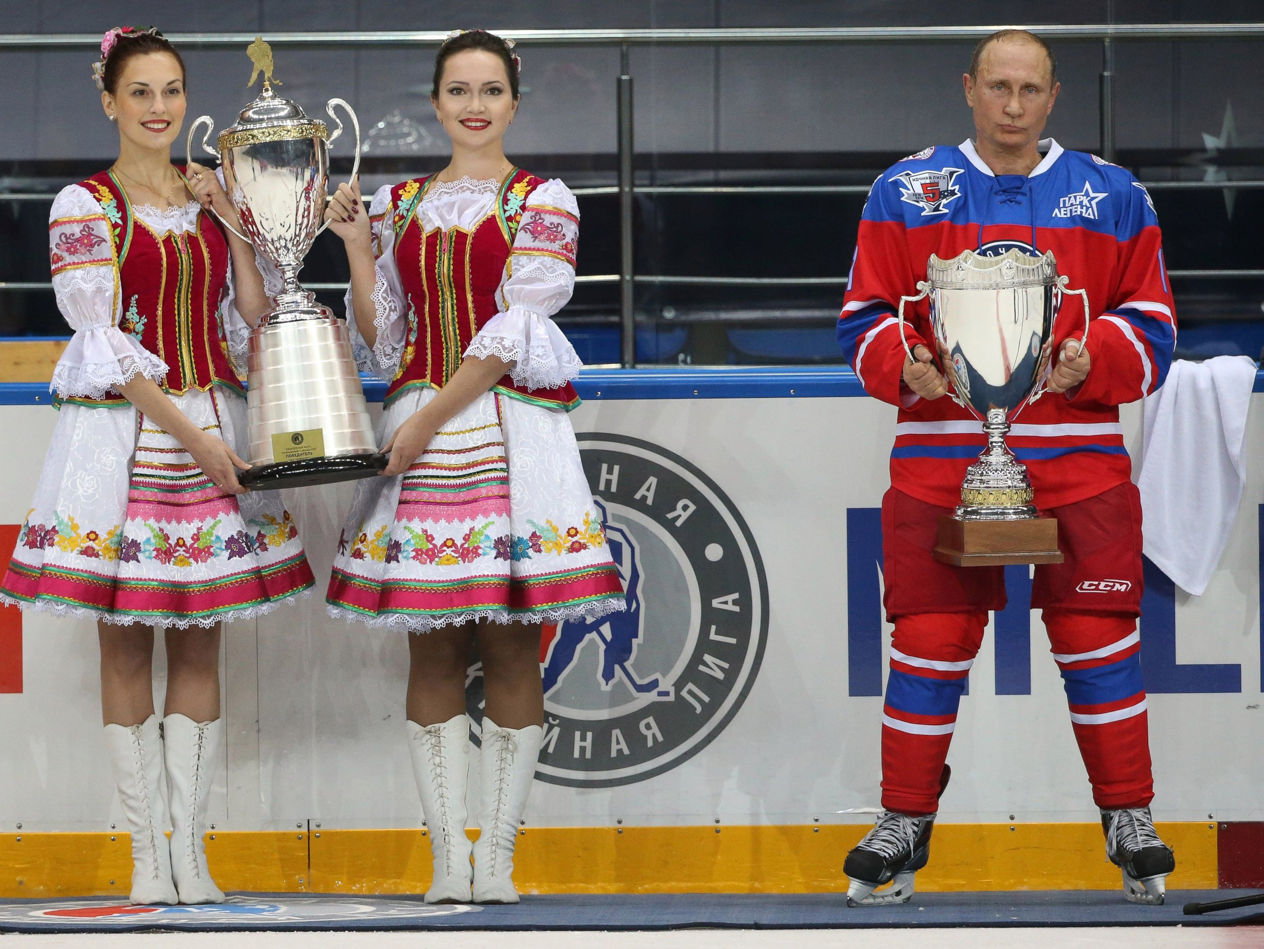 russian ice hockey league