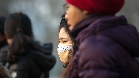 gty china smog dm 130116 wblog 500,000 Breathing Masks Sold in China in Two Days