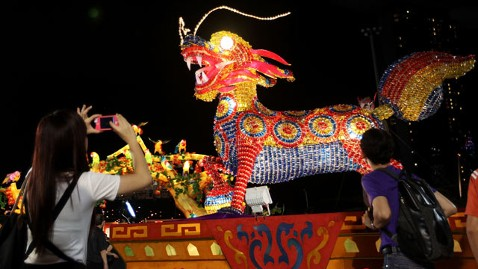 Celebrating Lunar New Year in Perth