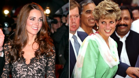 gty kate middleton princess diana nt a120109 wblog Comparing Kate and Diana at 30