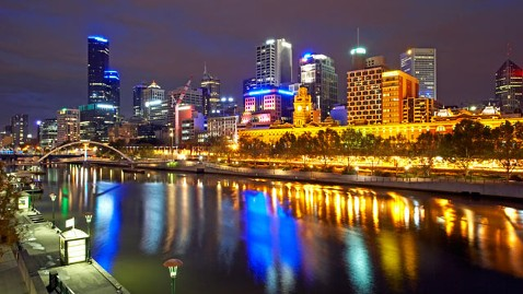 gty melbourne australia thg 120815 wblog Melbourne Tops Worlds Most Livable Cities List