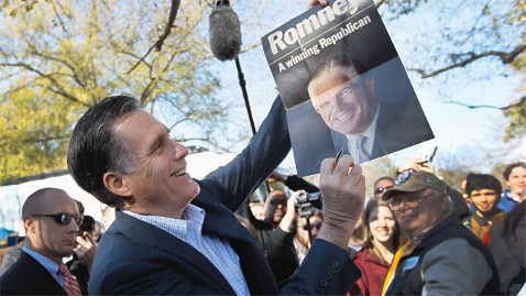 gty mitt romney george poster nt 120224 wblog Top GOP Senator Says If Romney Loses Michigan, We Need a New Candidate