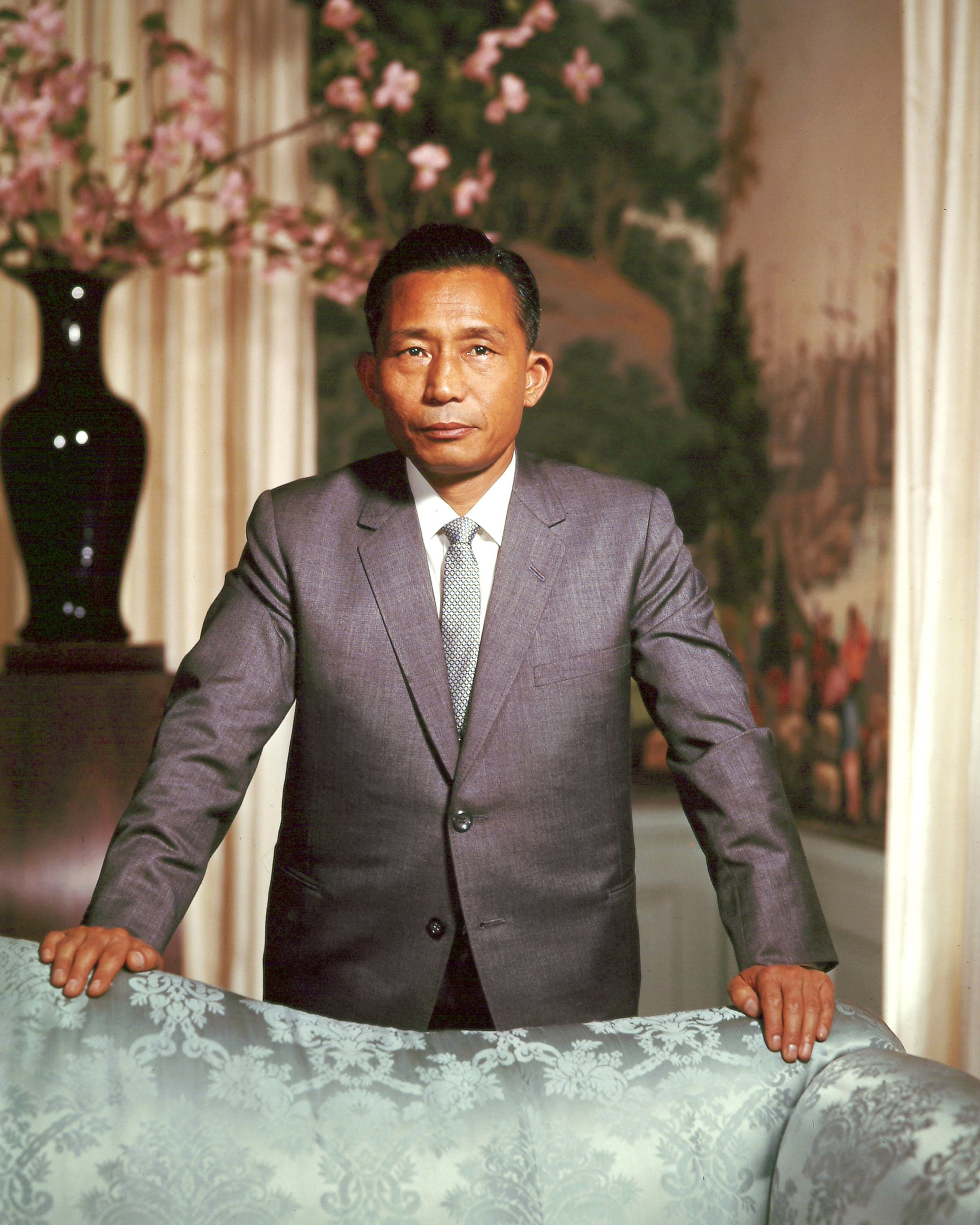 An introduction to the life of president park chung hee