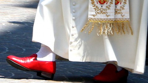 gty pope benedict red shos tk 130211 wblog Pope Benedict XVI: 6 Surprising Facts