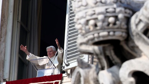 gty pope vatican mi 130222 wblog Chasing the Smoke Signals in Rome