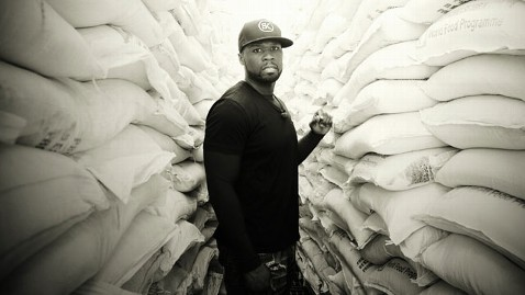 ht 50cent somalia 0672sk thg 120223 wblog 50 Cent Helps U.N. in Africa: Is Rappers Next Chapter a Mid Life Crisis?