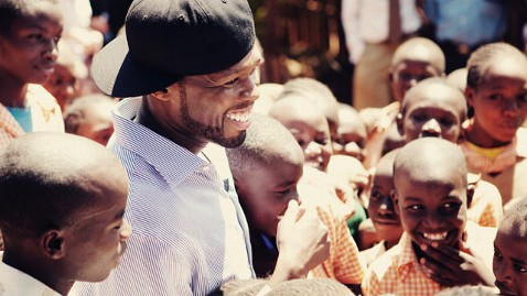 ht 50cent somalia 1583sk thg 120223 wblog 50 Cent Helps U.N. in Africa: Is Rappers Next Chapter a Mid Life Crisis?