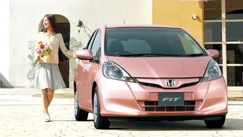 ht honda fit she nt 121024 wblog Instant Index: A New Look at the Milky Way